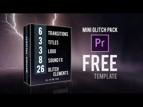 25 Free Glitch Video Effects Ready to Download | Motion Array