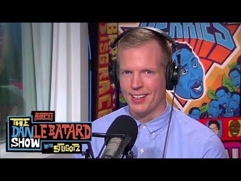 Chris Simms on Matthew Stafford: He gets a bad rap | Dan Le Batard Show | ESPN