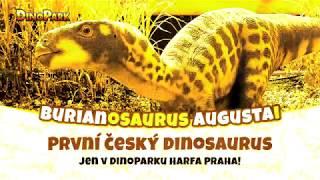 Burianosaurus augustai v Praze!