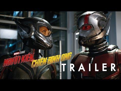 Phim Người Kiến Và Chiến Binh Ong của Marvel Studios | Trailer 2 thumbnail