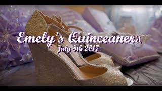 Emelys Quinceanera Highlight Video - Sweet Fifteen Birthday Party