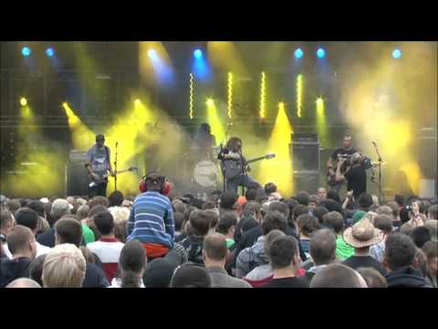 Boy Hits Car - Love Fury Passion Energy Live in Germany