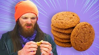Irish People Taste Test American Baked Treats
