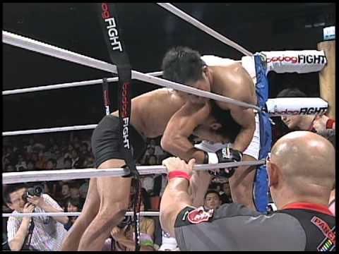 Jose Aldo vs Shoji  2007 7 27