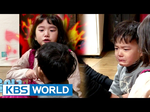 SoDa siblings burst out crying! What's going on? [The Return of Superman / 2017.02.12]