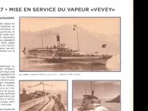 Remise en service du MS VEVEY a Geneve 17112013 photos