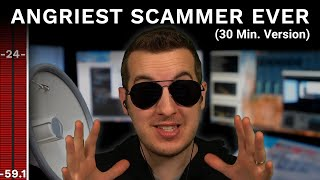 The Angriest Scammer I've Called (30 mins of rage)