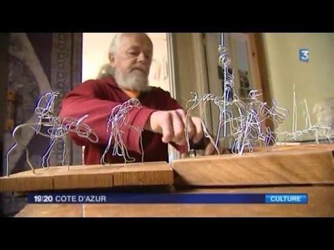 Land art 'La Caravane' au col de Tende / 19 20 Côte d'Azur France 3