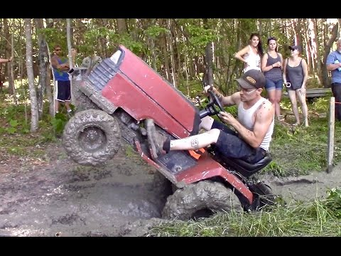 Mower Mud Runs 2016 (Cony Roaders)