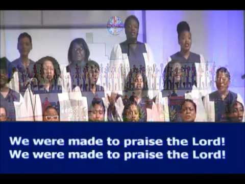 The Fort Bend Church (Church Choir) Psalm 117 (Rouson)