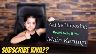Redmi Note 8 Pro Unboxing Indian Retail Unit | Ft Varchasvi  Sharma