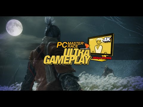 Sekiro Shadows Die Twice – Great Shinobi Owl Boss Fight (p fps)