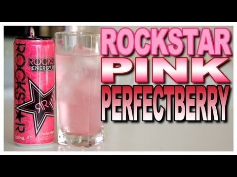 Rockstar Pink PerfectBerry Taste Test and Review