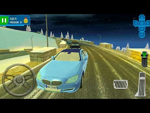 ski resort driving simulator 4 sedan android gameplay. Black Bedroom Furniture Sets. Home Design Ideas