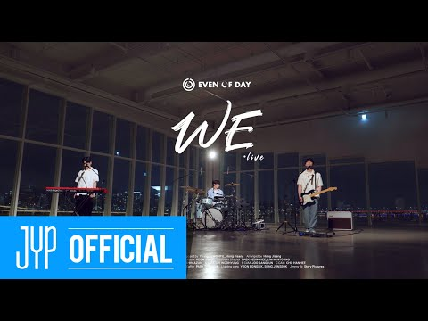 """Download DAY6 (Even of Day) """"WE(우린)"""" LIVE CLIP"""
