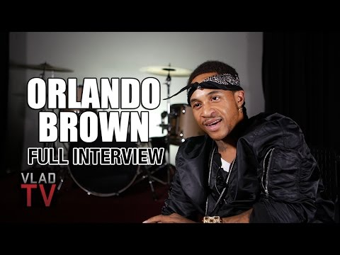 Orlando Brown (Full Interview)