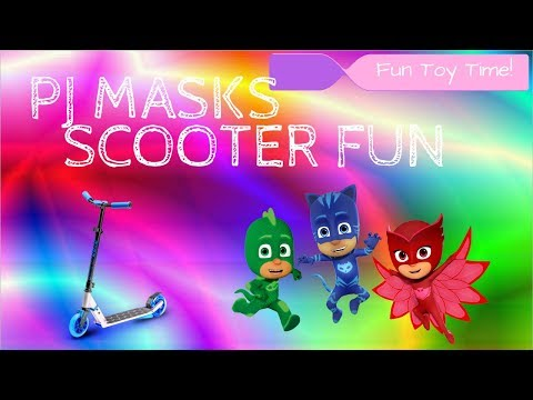68a9c570962 15 Λεπτά Πατίνια Σκούτερ Scooter Patini Peppa pig Barbie PJ Masks ...