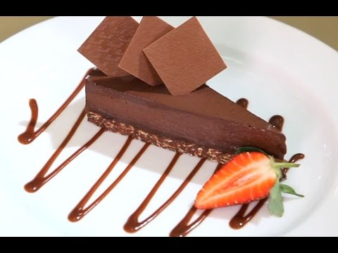 How To Make The Best Chocolate Cake Recipe Ever - By Lindt And Breville Australia