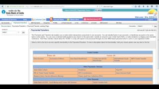 vuclip How to Pay PPF Online in SBI using State Bank Net Banking