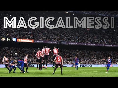 Lionel Messi - The 15 Smartest Set Pieces Ever - Unexpected Situations - HD