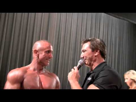 Dan Brigman Men's Bodybuilding Winner 2015 NPC Ancient City Classic