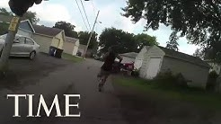 Minneapolis Police Release Bodycam Video From The Fatal Blevins Shooting | TIME