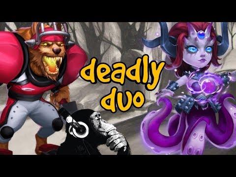 Anubis | Cirrina | Deadly Duo | Castle Clash