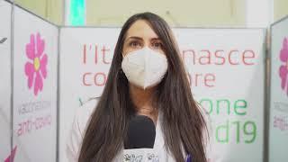 Nuovo hub vaccinale a Corato, le interviste alla dott.ssa Iurilli e alla dott.ssa Coppola