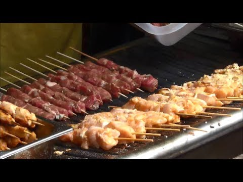 A Food Tour of Whitecross Street Market, Islington, London Street Food