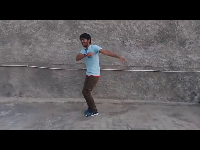 Dance Entry | Tushar Sharma 2 | Jammu, India