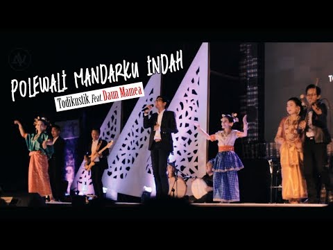 Polewali mandarku indah - Todikustik feat. Daun mamea (live in PIFAF 2019)