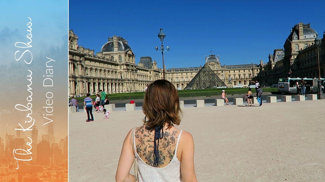 the best sights of paris paris france vlog 92 kirbanu youtube