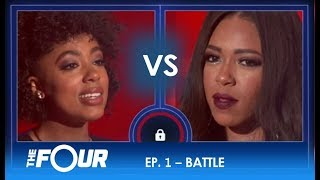 Majeste vs Carvena: Two INCREDIBLE Singers Going To Battle! | S2E1 | The Four