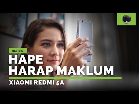 Xiaomi Redmi 5A: HAPE HARAP MAKLUM