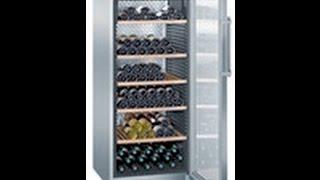 LIEBHERR WKes 4552 borhűtő - borklíma