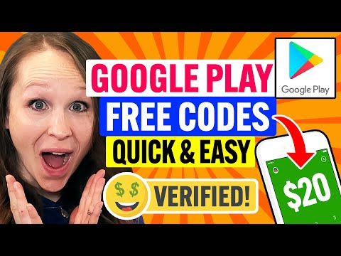Download 🤑 Google Play Codes 2021: Redeem Discounts Quick & Easy in 2 Minutes! (100% Works)
