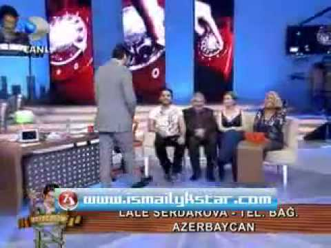 İsmail YK Ve Azerbaycan'lı Kız (Beyaz Show).