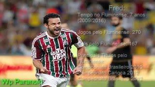 Todos os gols do fred pelo fluminense (2009/2016) parte 1