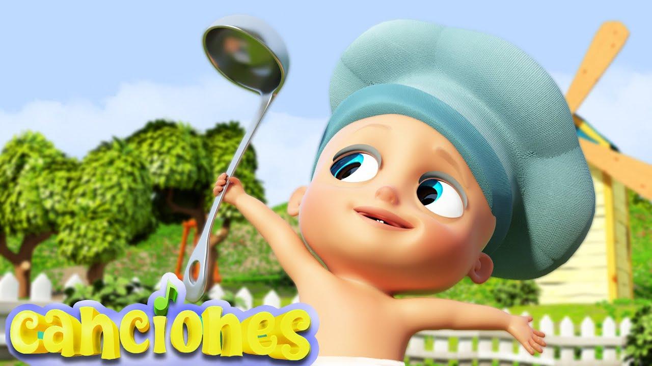 👨🍳El Pastelero - Canciones Infantiles LooLoo