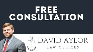 Free Consultations Charleston | Charleston SC Attorney David Aylor