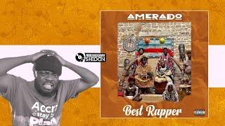 The Breakdown : Amerado   Best Rapper