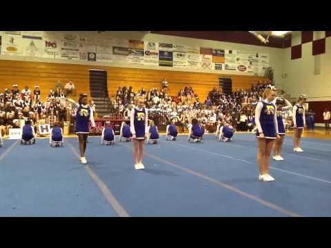 2013 Cheer Showcase - Raa Middle School - Tallahassee, FL