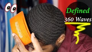 How To Get Deeper More Defined 360 Waves for Beginner!