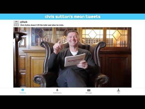 Chris Sutton Reads Mean Tweets - #NonLeagueChallenge