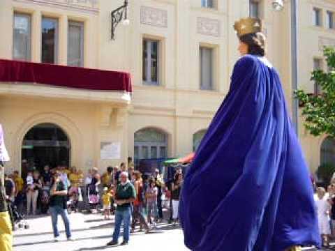 Fires i festes de sant sadurn d 39 anoia 2009 cercavila amb els gegants de sant sadurn 2 youtube - Muebles sant sadurni d anoia ...