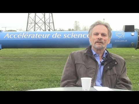 Jean-Pierre Revol - Interview on Thorium Energy via Accelerator Driven Systems (ADS) @ ThEC13