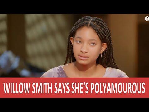 Willow Smith Polyamorous  Lifestyle Choice - A Godless Generation