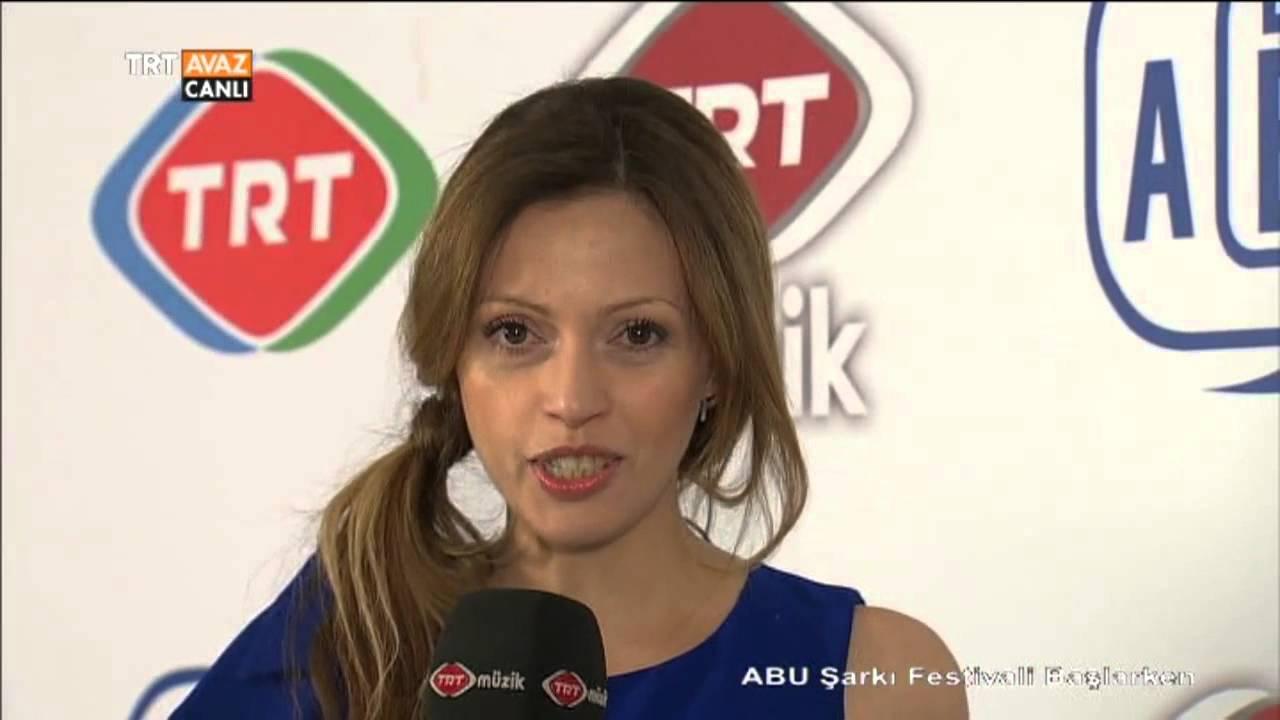 Download ABU Şarkı Festivali Başlarken - TRT Avaz
