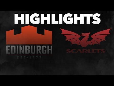 Guinness PRO14 Round 4: Edinburgh Rugby v Scarlets Highlights