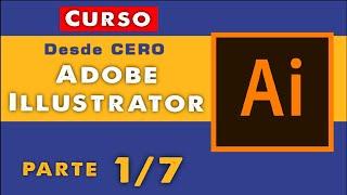 🔥 curso de ADOBE ILLUSTRATOR CC 2020 desde cero 👉 curso COMPLETO para PRINCIPIANTES 2020 ✅ Parte 1